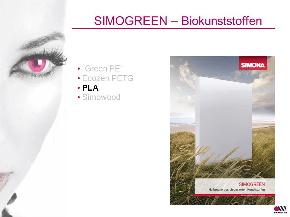 SIMOGREEN – Biokunststoffen