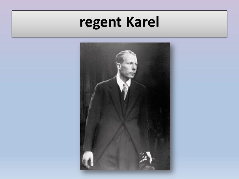 regent Karel