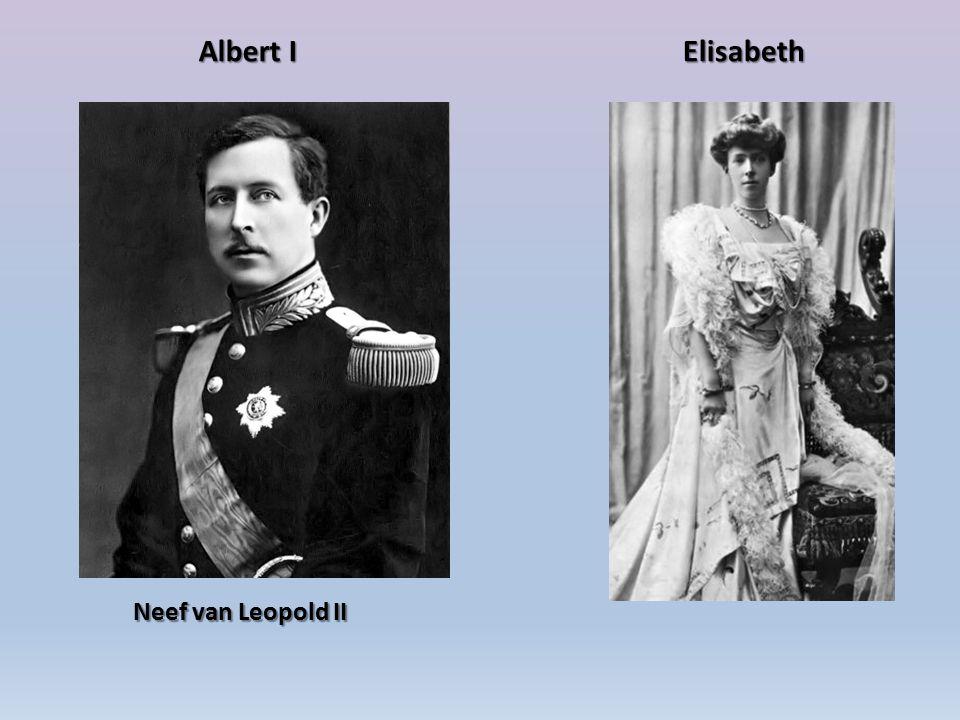 Albert I Elisabeth Neef van Leopold II