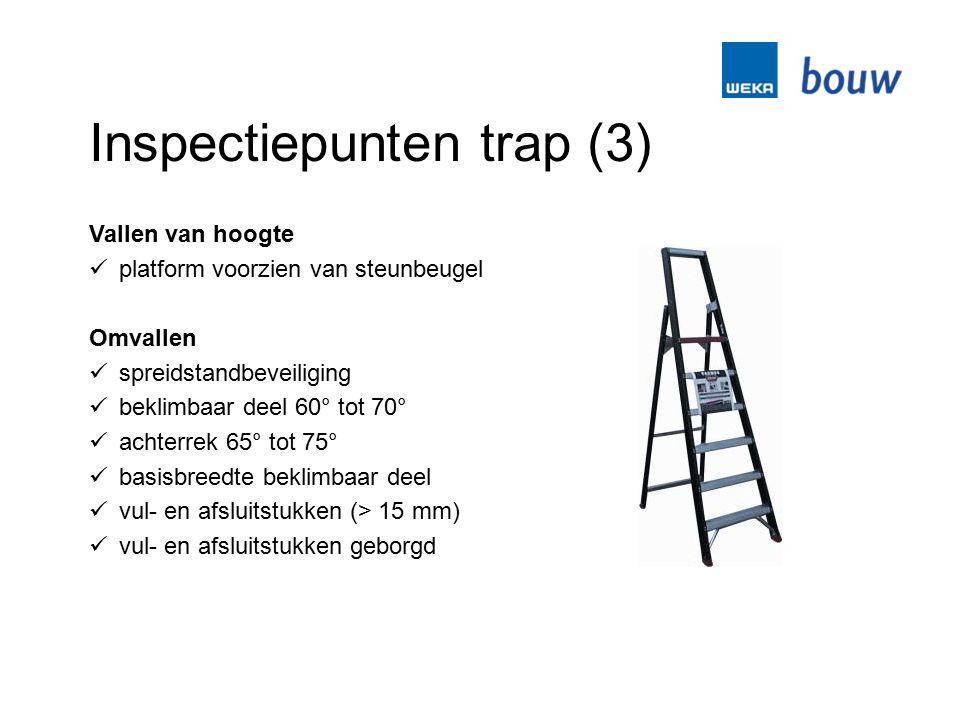 Inspectiepunten trap (3)