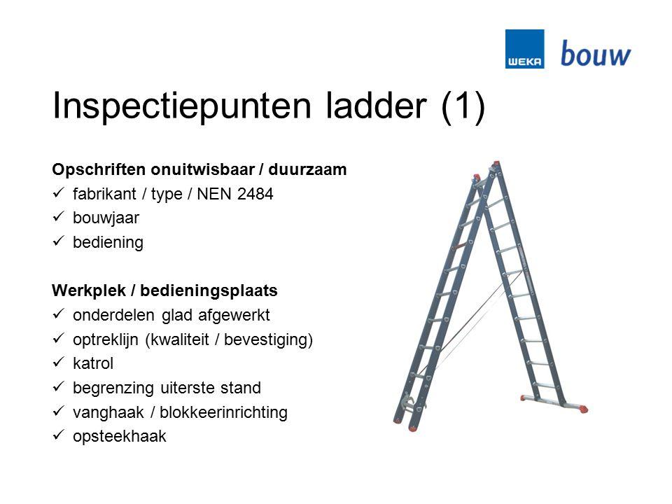 Inspectiepunten ladder (1)