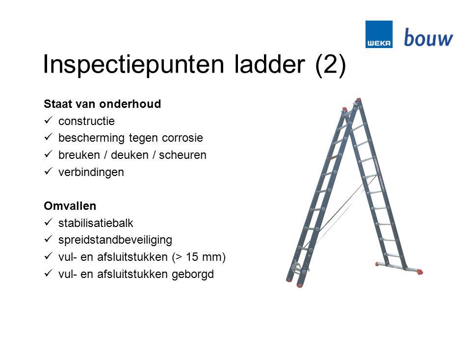 Inspectiepunten ladder (2)