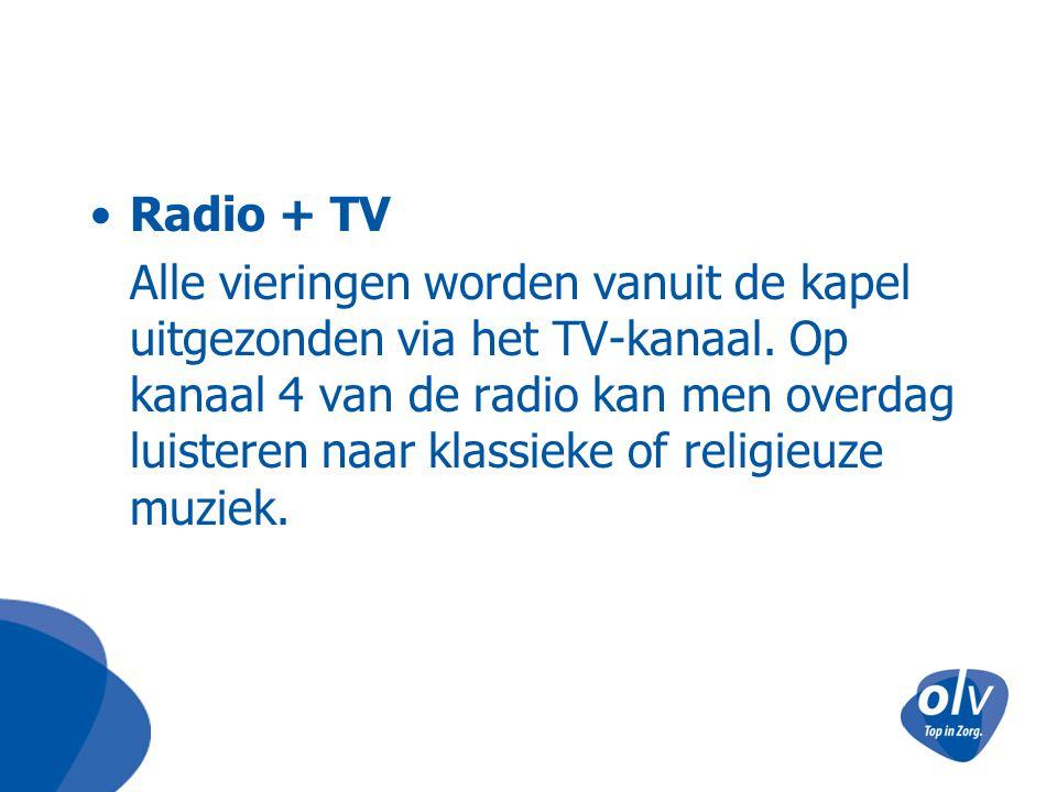 Radio + TV