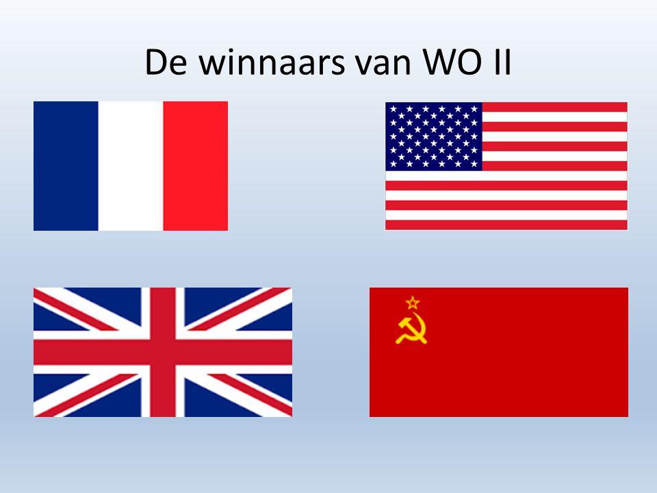 De winnaars van WO II