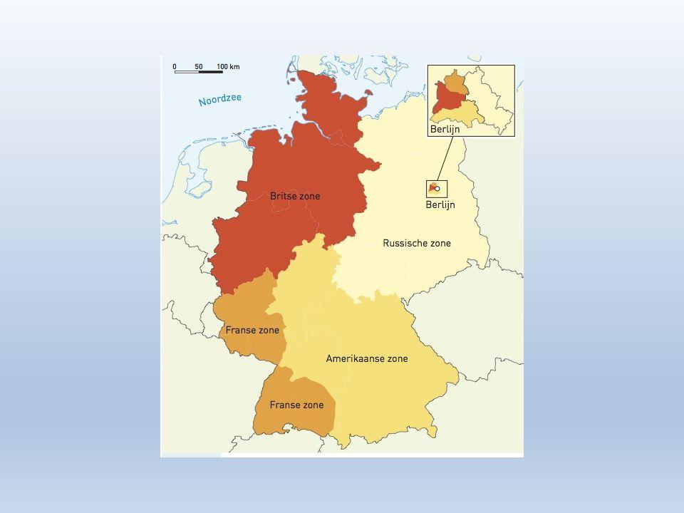 Duitsland moet minder machtig, dus minder groot worden