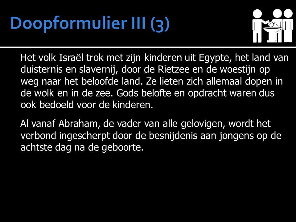 Doopformulier III (3)