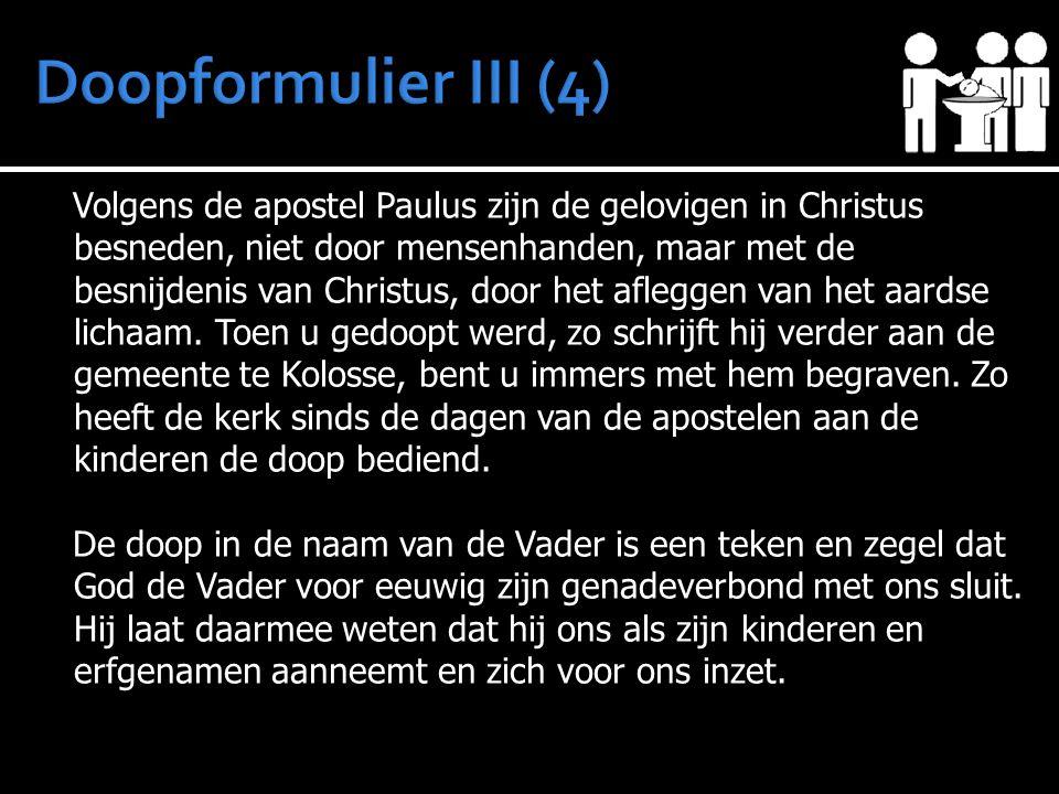 Doopformulier III (4)