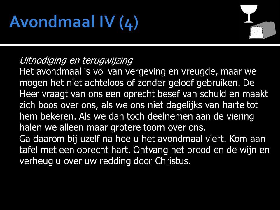 Avondmaal IV (4)