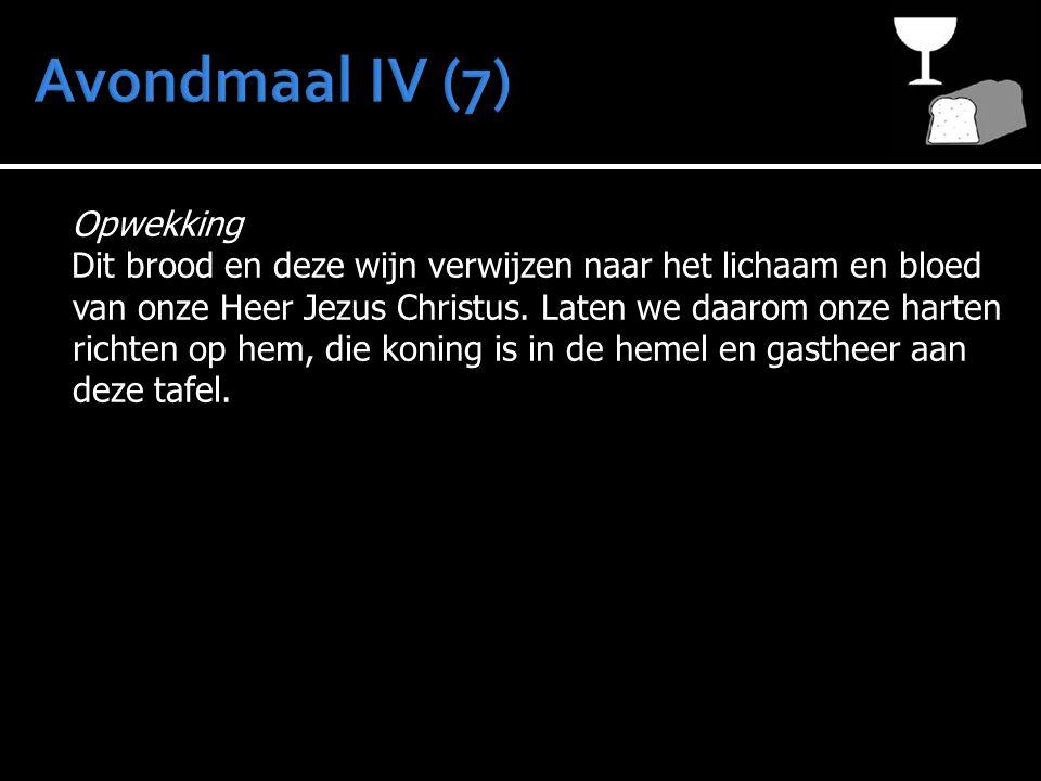 Avondmaal IV (7)