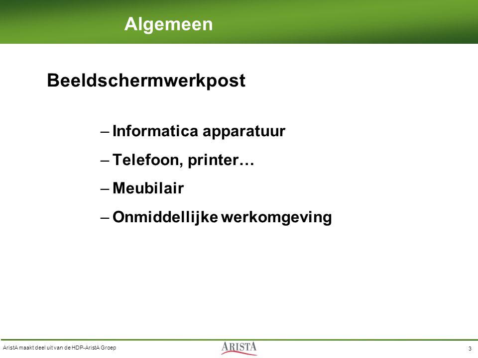 Algemeen Beeldschermwerkpost Informatica apparatuur Telefoon, printer…