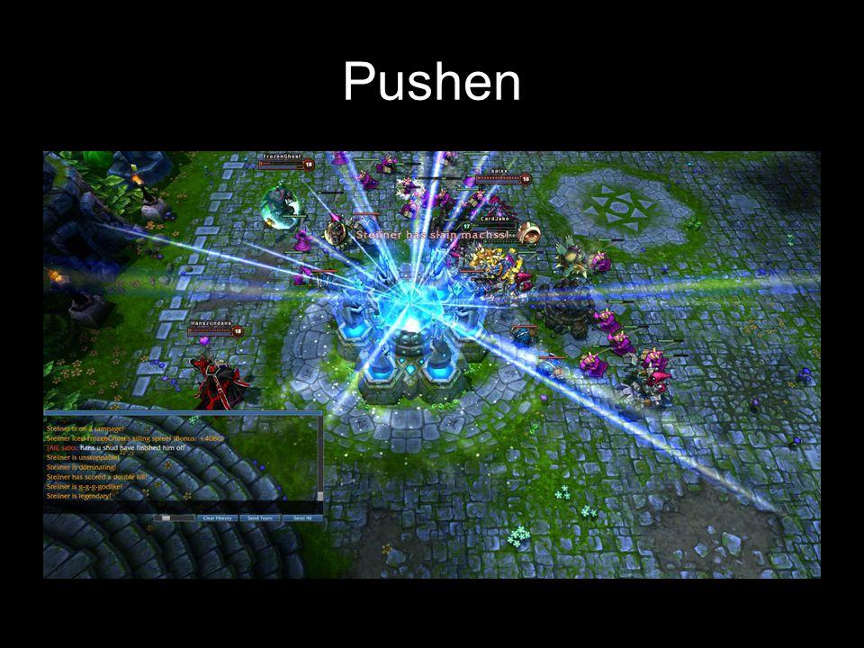 Pushen