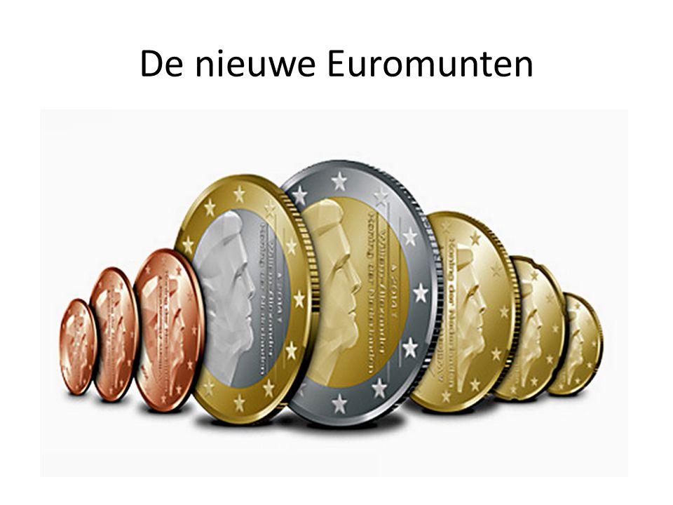 De nieuwe Euromunten