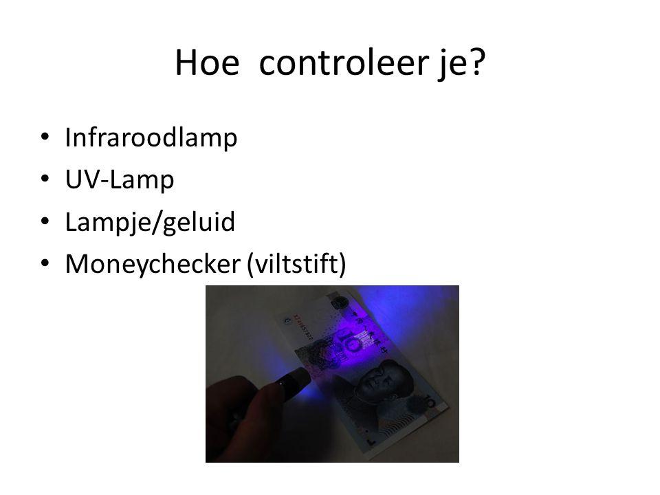 Hoe controleer je Infraroodlamp UV-Lamp Lampje/geluid