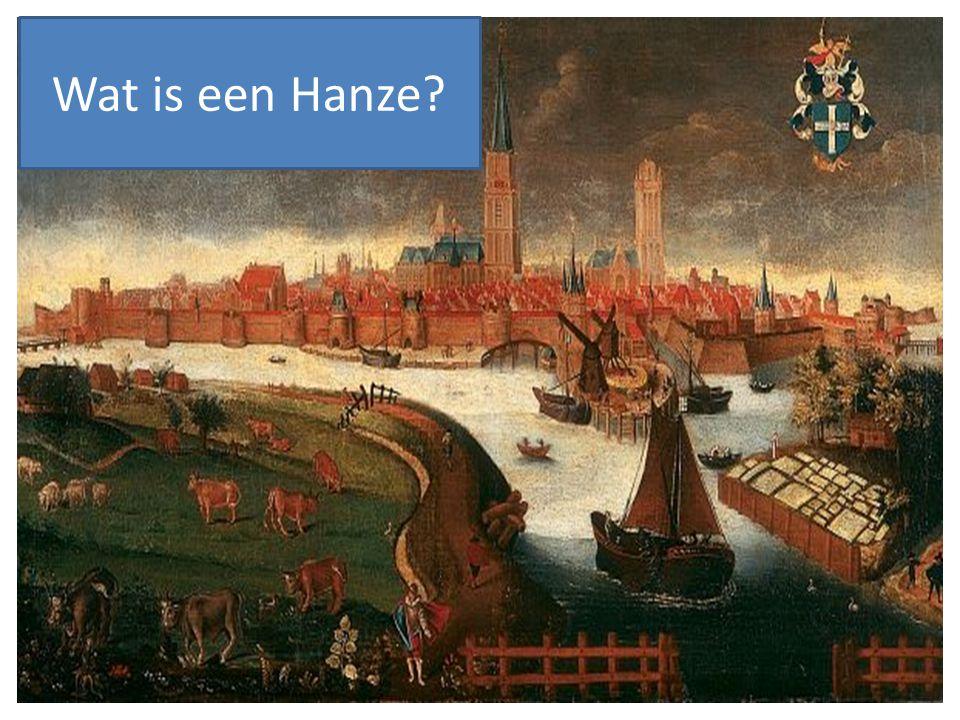 Wat is een Hanze