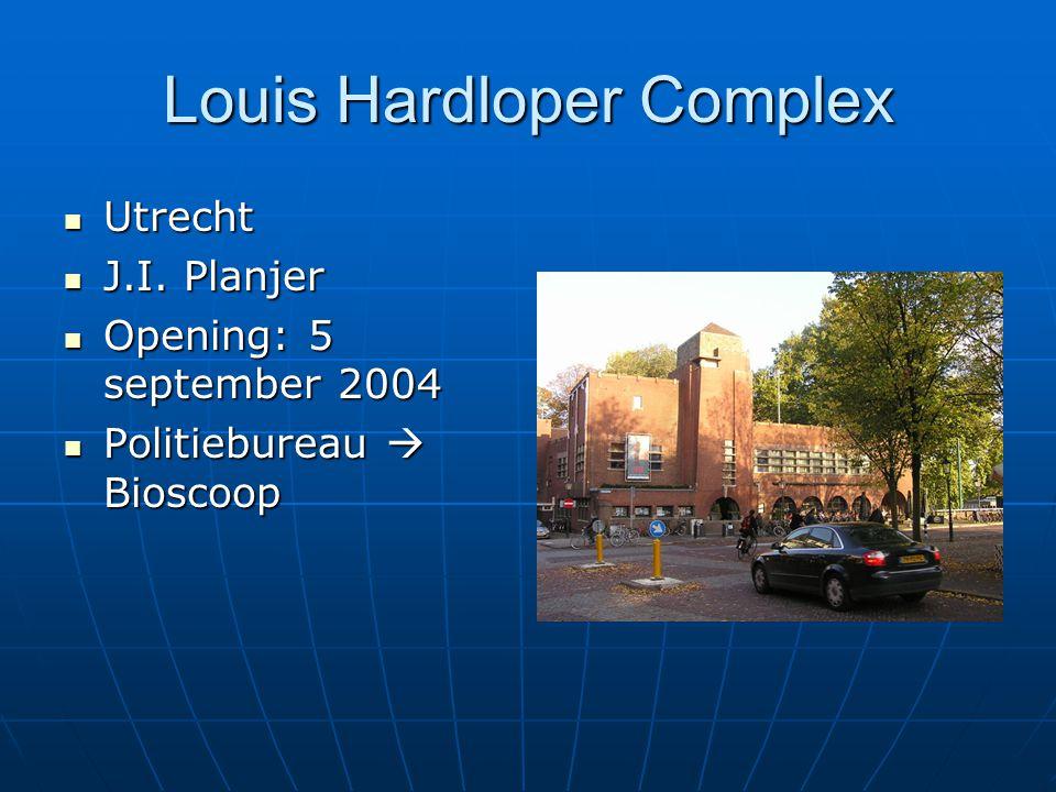 Louis Hardloper Complex
