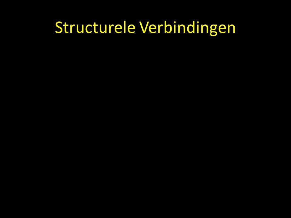 Structurele Verbindingen