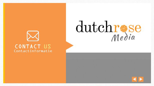 CONTACT US Contactinformatie