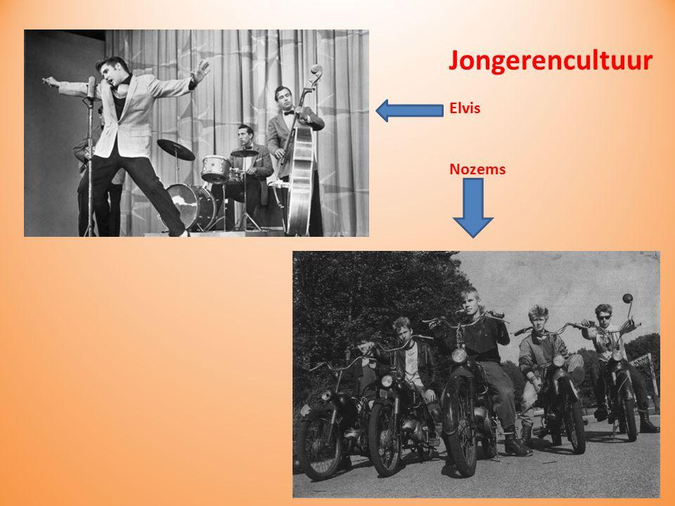Jongerencultuur Elvis Nozems