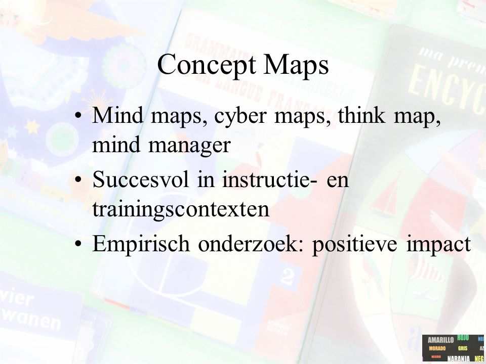 Concept Maps Mind maps, cyber maps, think map, mind manager