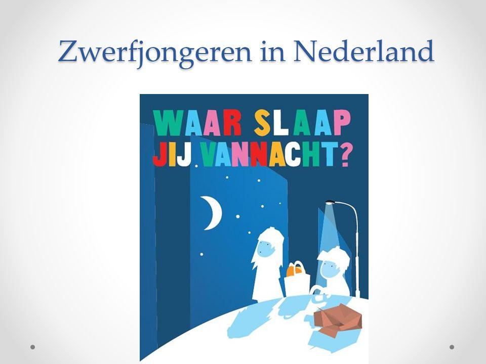 Zwerfjongeren in Nederland