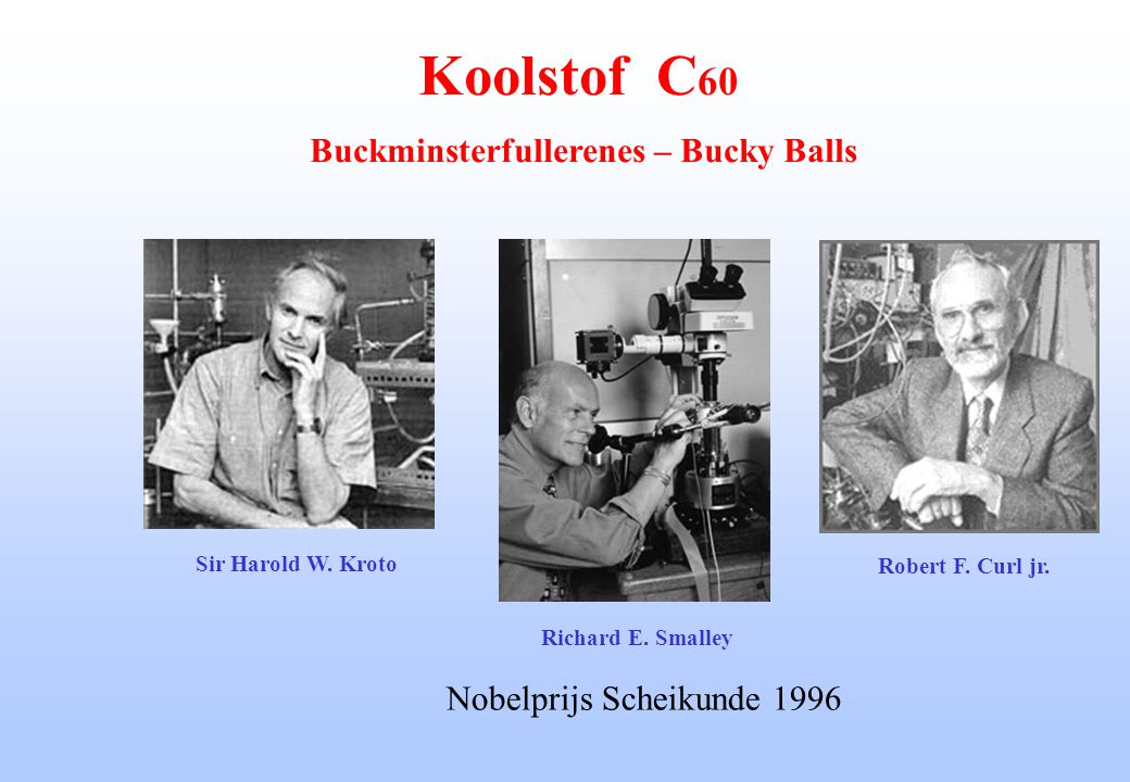 Buckminsterfullerenes – Bucky Balls