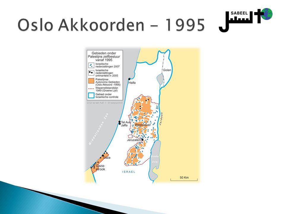 Oslo Akkoorden - 1995