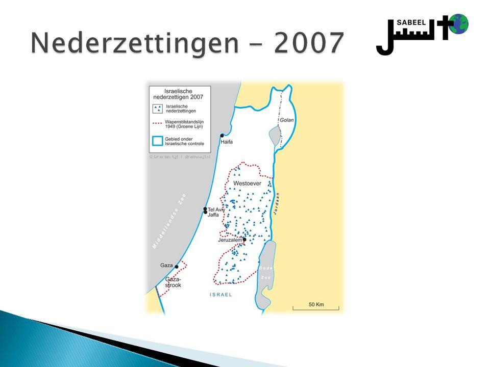 Nederzettingen - 2007