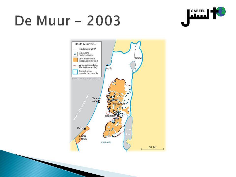 De Muur - 2003