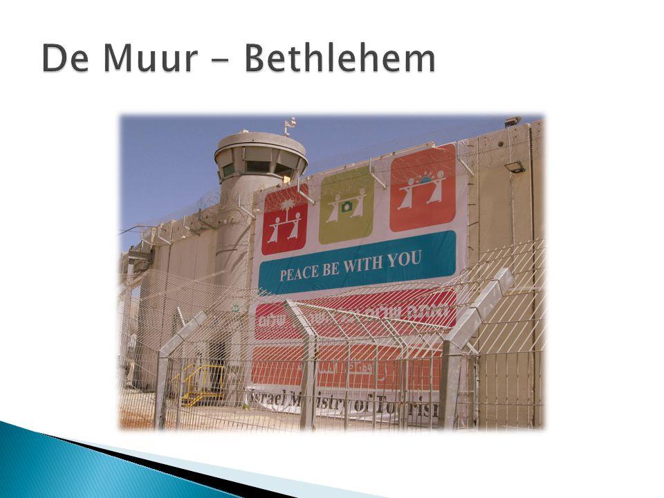 De Muur - Bethlehem