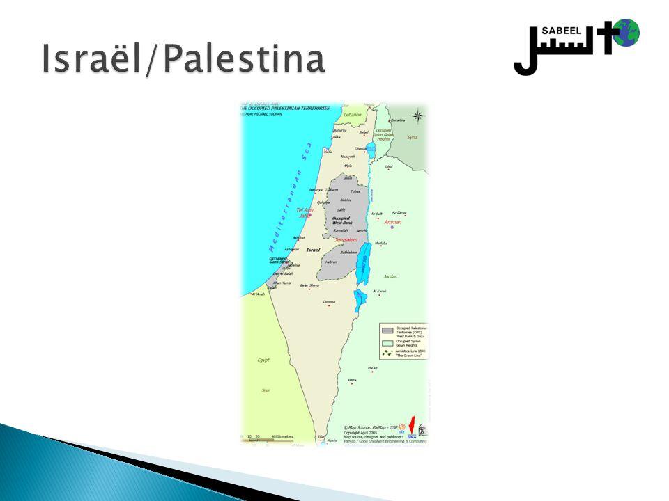 Israël/Palestina