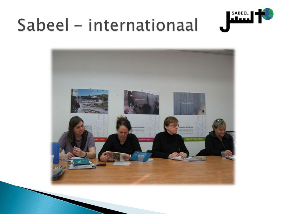 Sabeel - internationaal