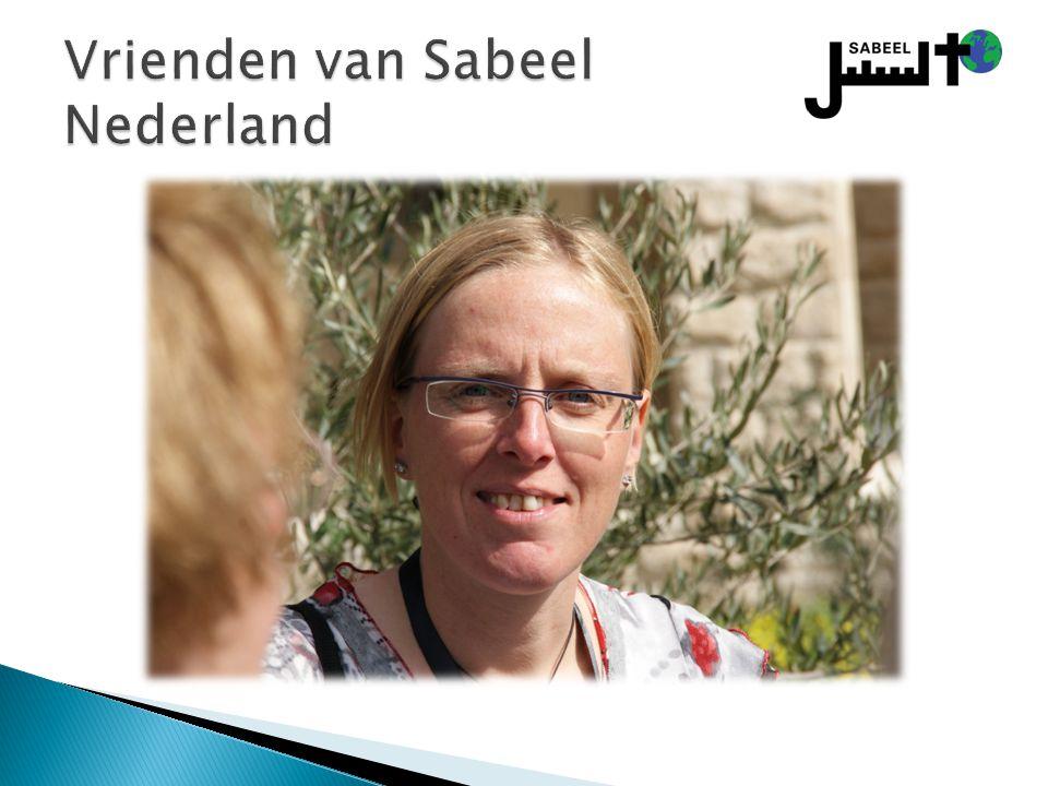 Vrienden van Sabeel Nederland