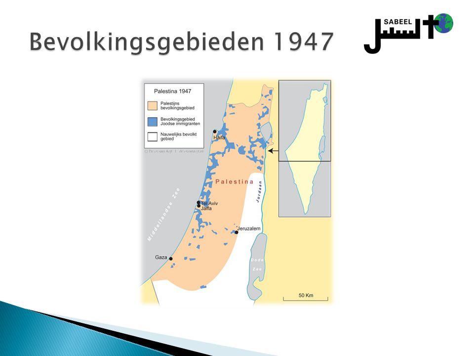 Bevolkingsgebieden 1947
