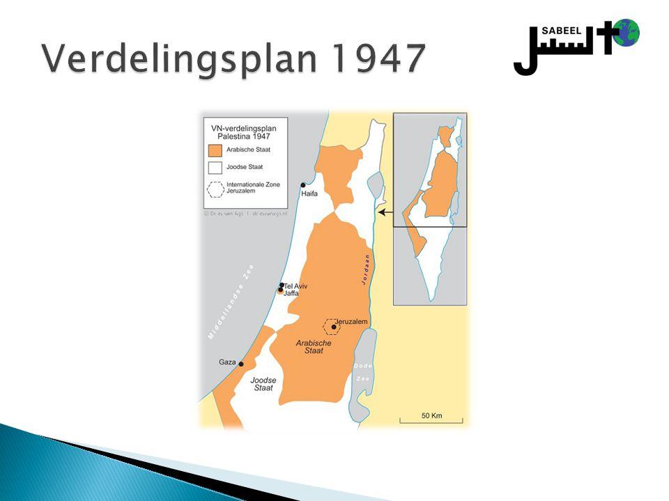 Verdelingsplan 1947