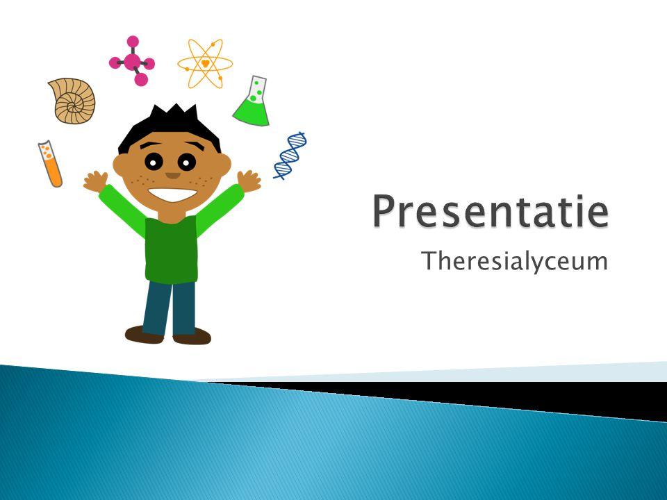 Presentatie Theresialyceum