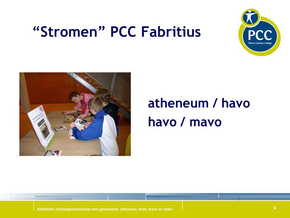 Stromen PCC Fabritius