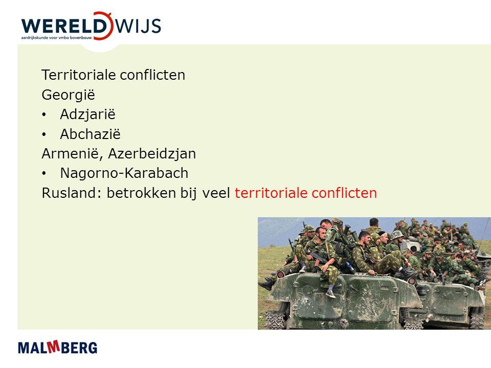 Territoriale conflicten