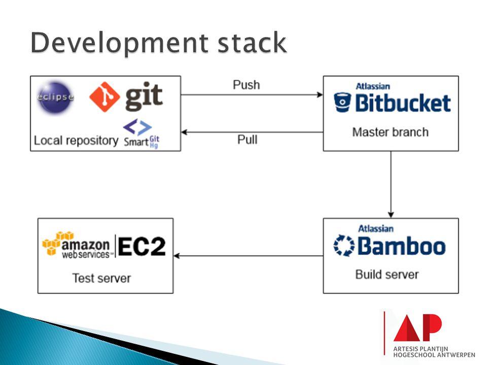 Development stack