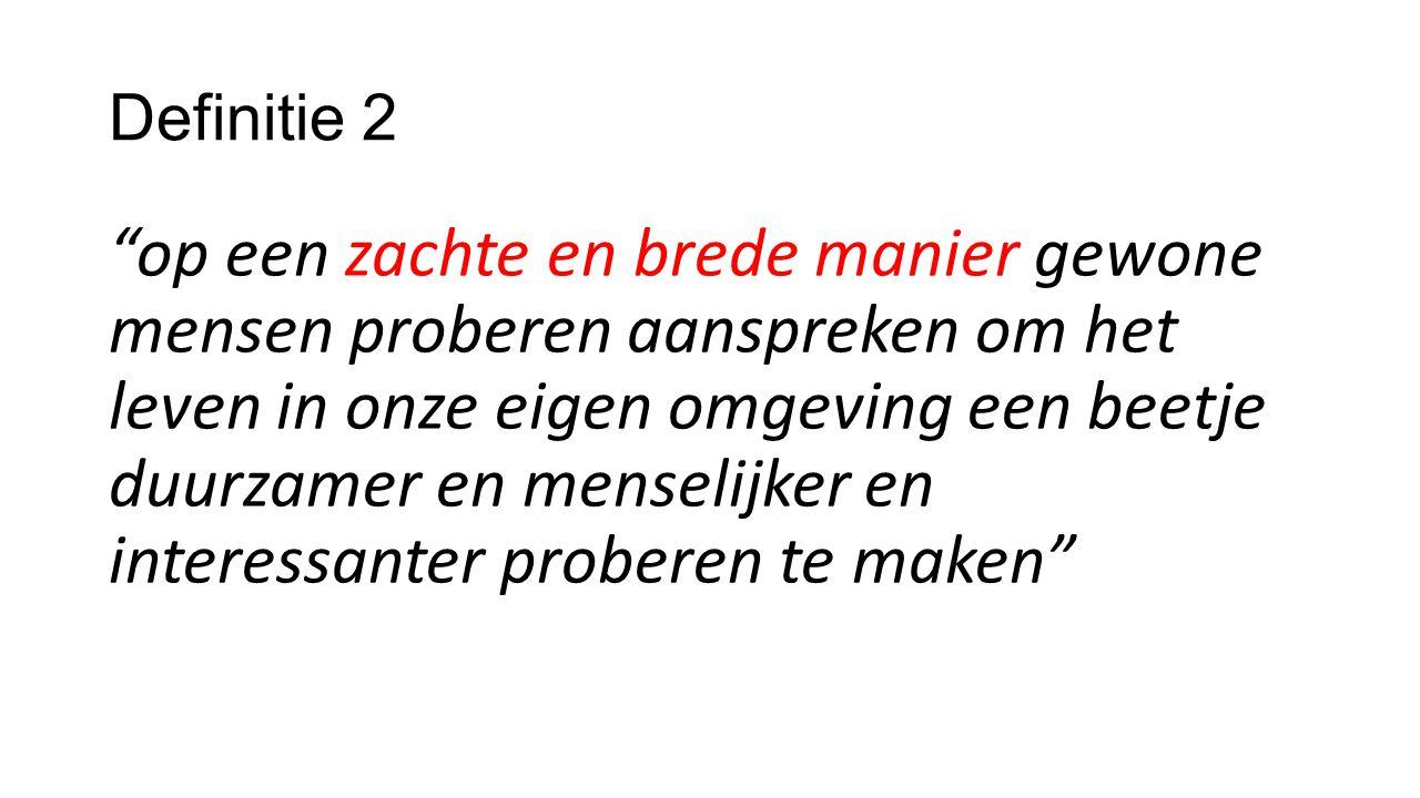 Definitie 2