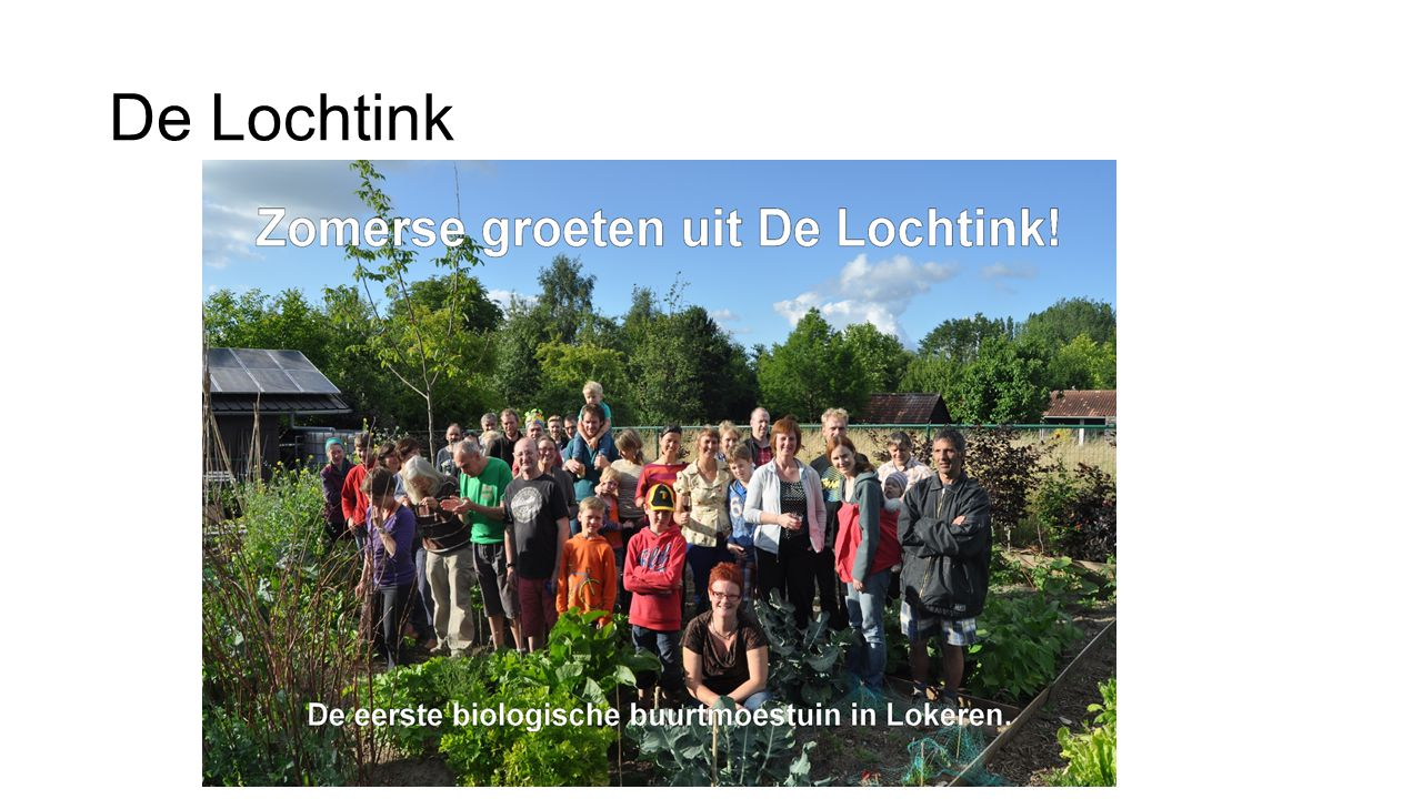 De Lochtink
