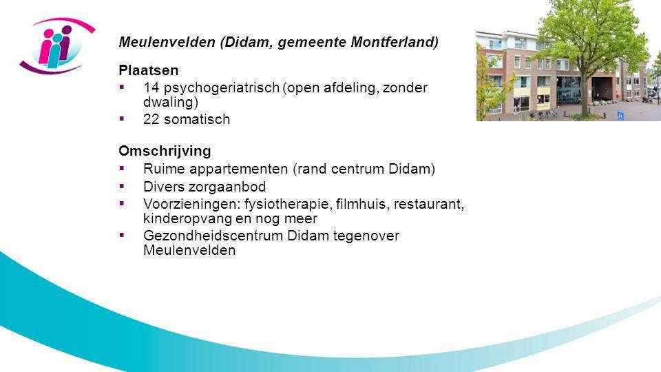 Meulenvelden (Didam, gemeente Montferland)