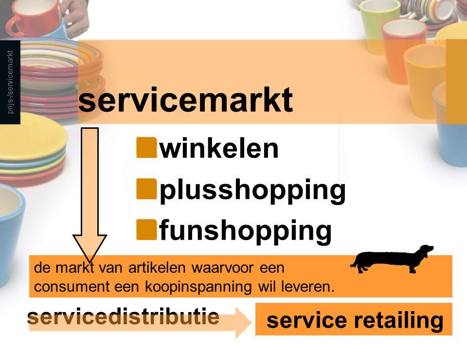servicemarkt winkelen plusshopping funshopping servicedistributie