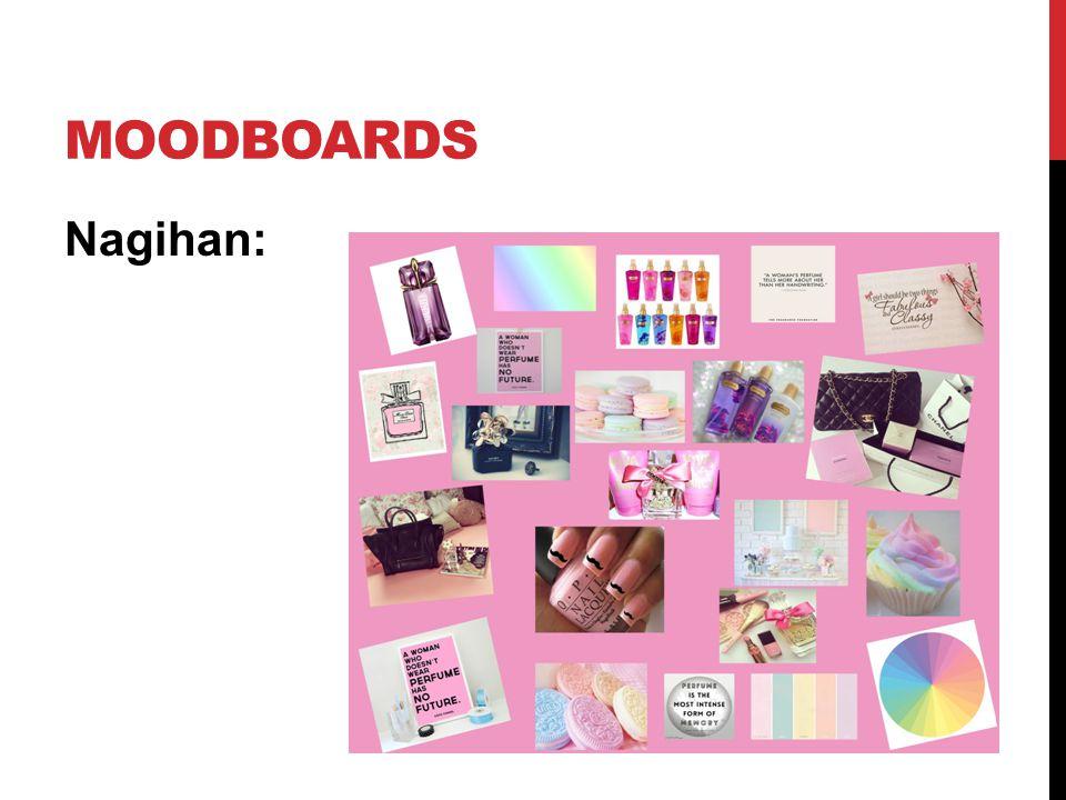 moodboards Nagihan: