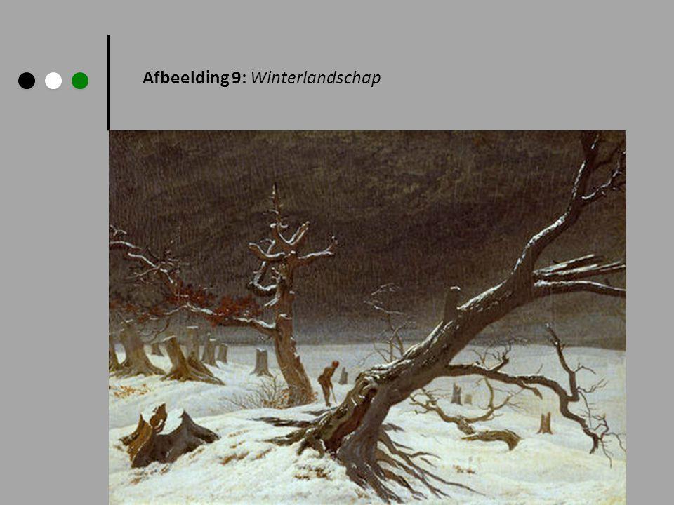 Afbeelding 9: Winterlandschap