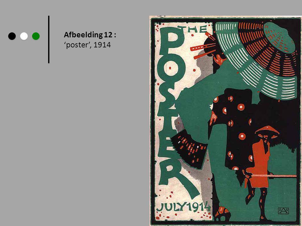 Afbeelding 12 : 'poster', 1914