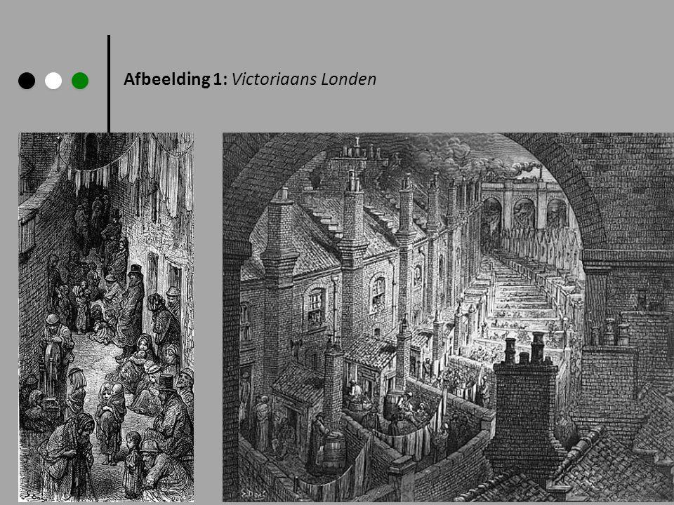 Afbeelding 1: Victoriaans Londen