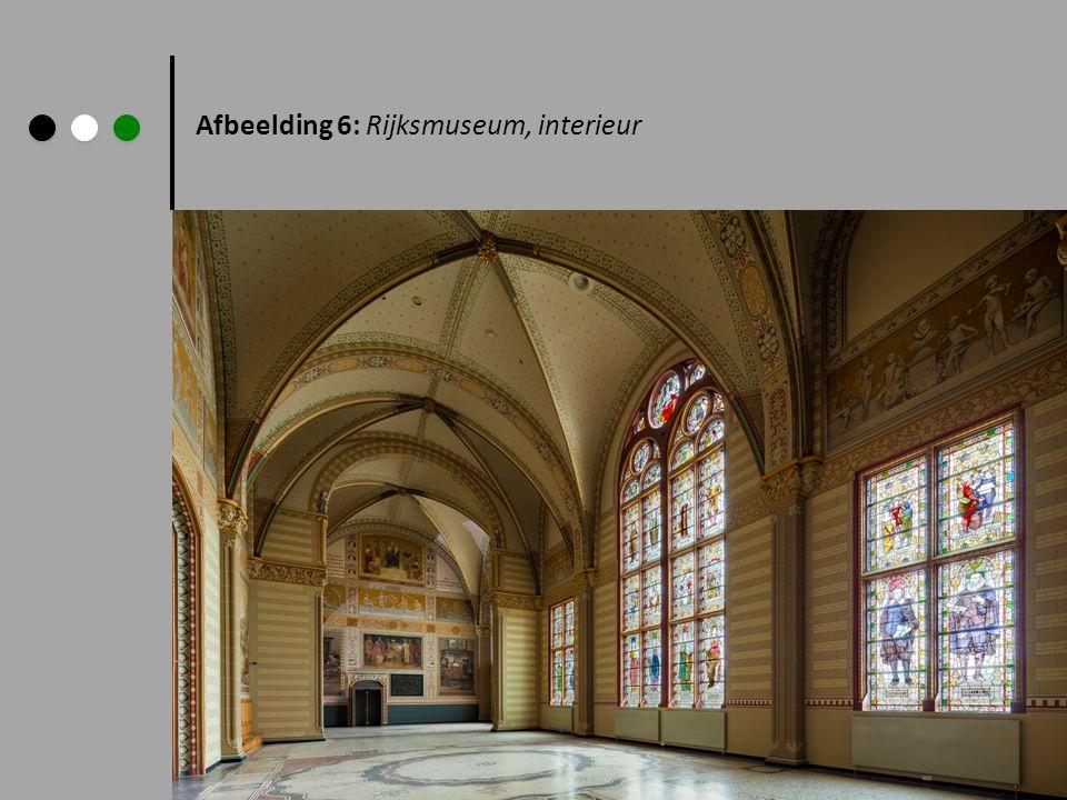 Afbeelding 6: Rijksmuseum, interieur