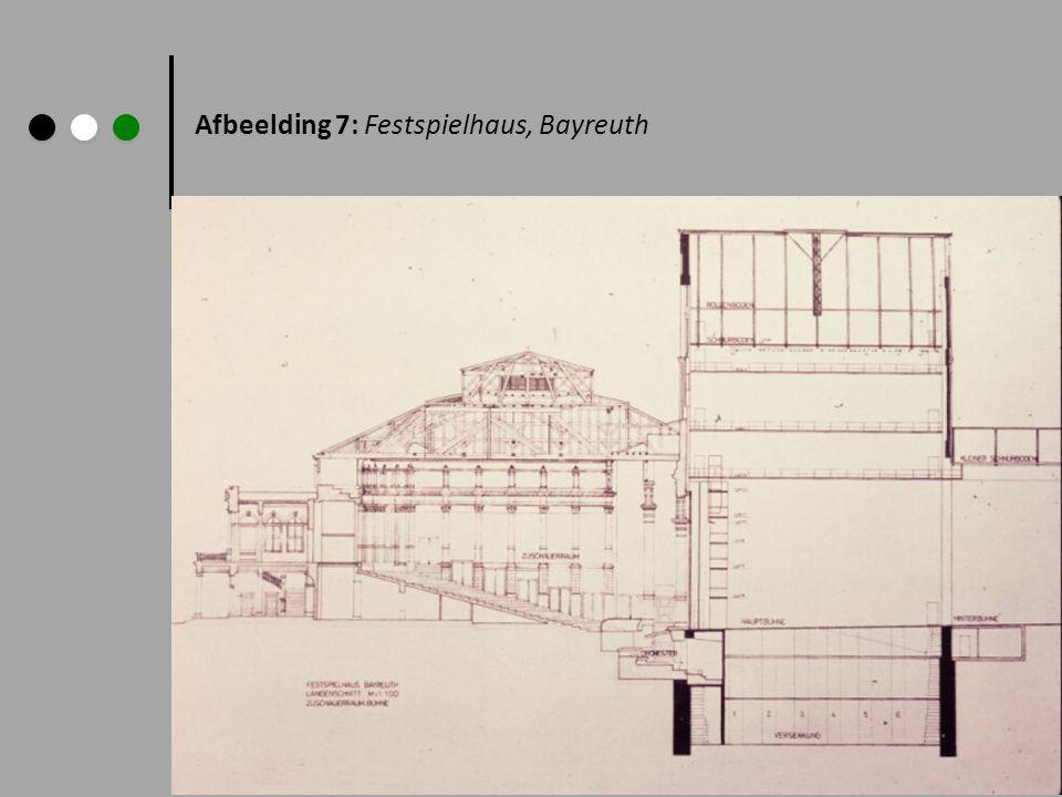 Afbeelding 7: Festspielhaus, Bayreuth
