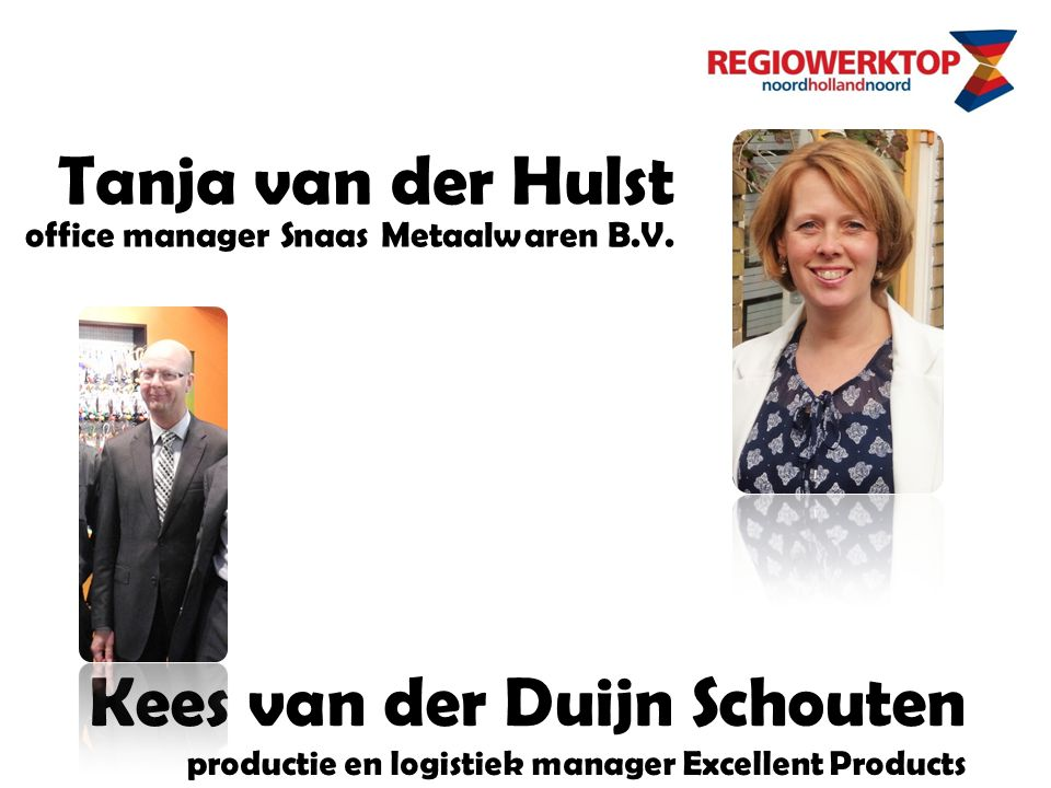 Tanja van der Hulst office manager Snaas Metaalwaren B.V.