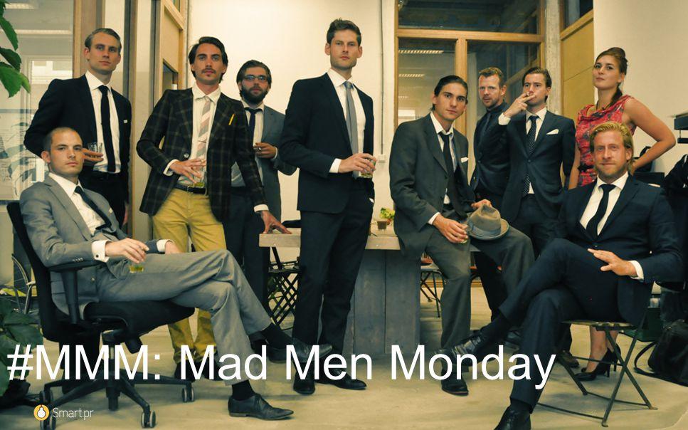 #MMM: Mad Men Monday